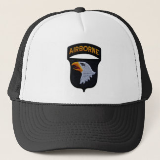 101st airborne screaming eagles fort campbell trucker hat