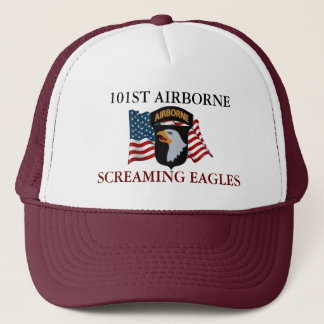 101ST AIRBORNE SCREAMING EAGLES HAT