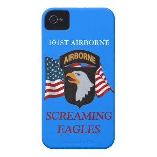 101ST AIRBORNE SCREAMING EAGLES iPHONE CASE iPhone 4 Cases
