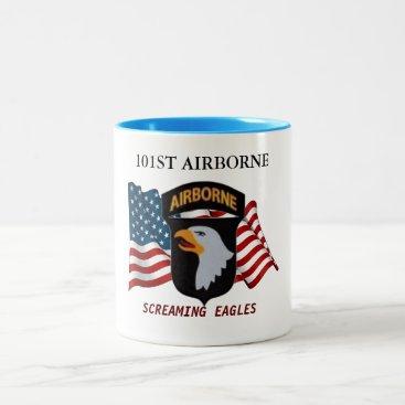 11BRakkasan 101ST AIRBORNE SCREAMING EAGLES MUG