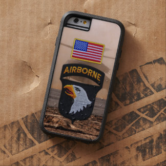 101st airborne screaming eagles veterans vets tough xtreme iPhone 6 case