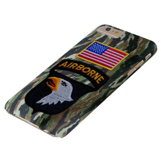 101st Airborne Screaming Eagles Vets Veterans Barely There iPhone 6 Plus Case