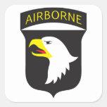 101st Airborne Sticker