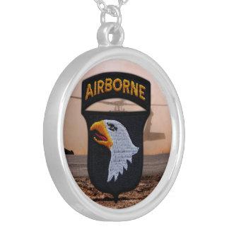 101st Airborne veterans vets patch Pendants