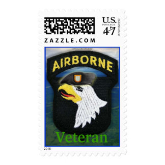 101st airborne vets postage stamp fort campbell