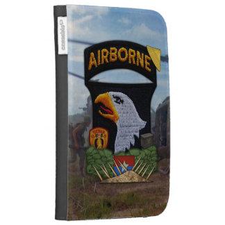 101st Airborne Vietnam Nam War Kindle Case