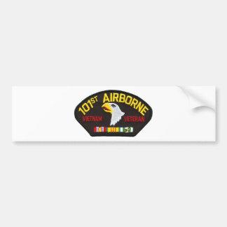 101st Airborne Vietnam Veteran Bumper Sticker