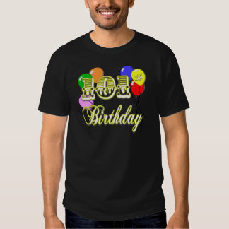101st Birthday with Balloons Shirt