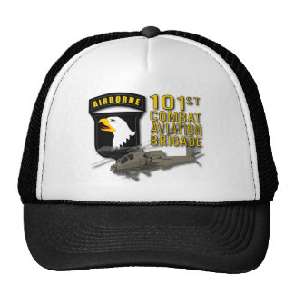 101st CAB - Apache Trucker Hat