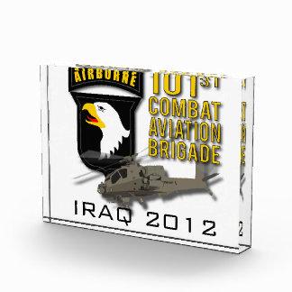 101st Combat Aviation - Apache Award
