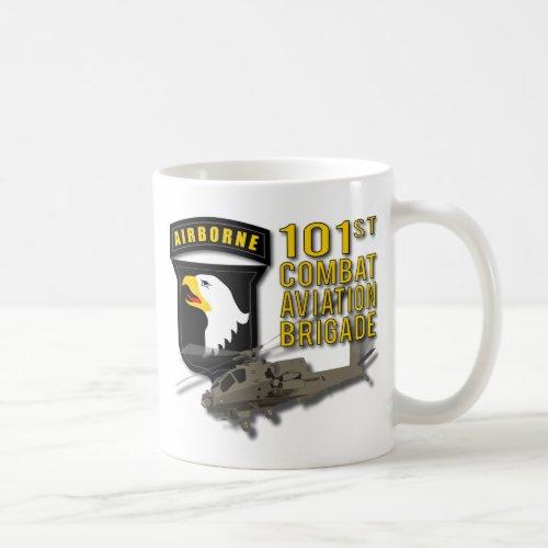101st Combat Aviation _ Apache Coffee Mug