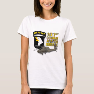 101st Combat Aviation - Apache T-Shirt