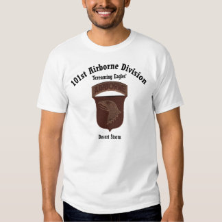 101st_Desert.S.Lg T-shirt