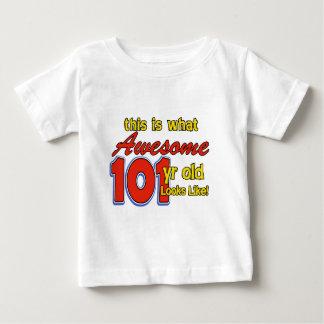 101ST diseños de los años Polera