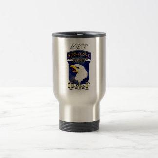 101st ID Screaming Eagles Travel Mug