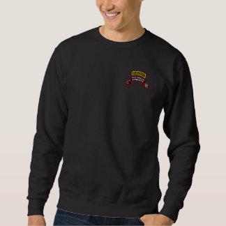 101st Pathfinder Sweatshirt with Ranger Tab