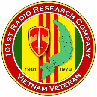 101st RRC 2 - ASA Vietnam Statuette