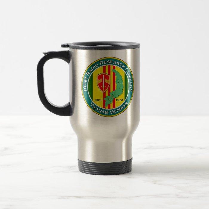 101st RRC - ASA Vietnam Travel Mug