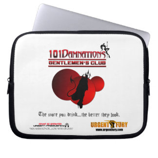 101st Screaming Eagles Spoof Ad Electronics Bag Laptop Sleeves