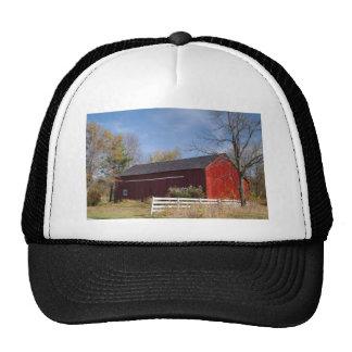 102010-25H TRUCKER HATS
