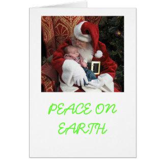 1026_3, PEACE ON EARTH CARD