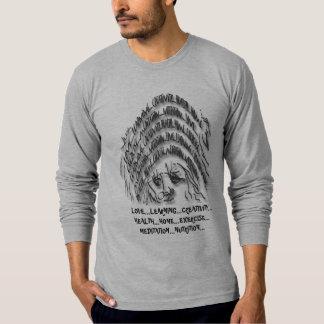 102708 T-Shirt, LOVE...LEARNING...... - Customized T-shirt