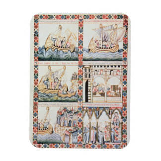 102-0625868/1 A Journey to Acre, illustrations to Magnet