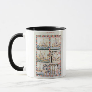 102-0625868/1 A Journey to Acre, illustrations to Mug