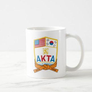 102-1 AKTA Orange Belt Mug
