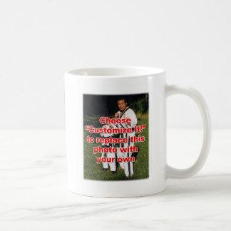 102-5 Customizable Orange Belt Mug