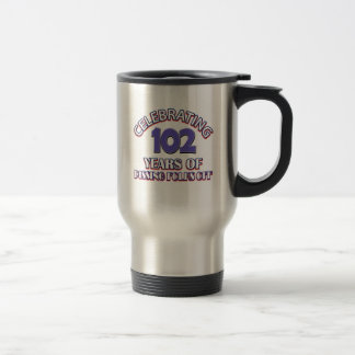 102 años de infierno de aumento taza de viaje
