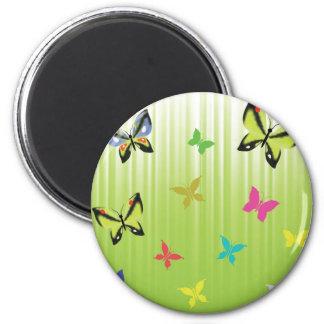 102Green  Background _rasterized Magnet