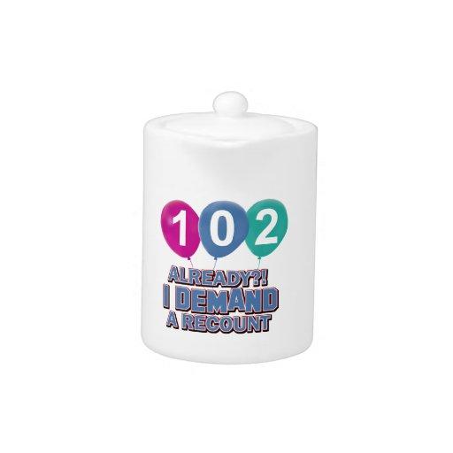 102os diseños del cumpleaños