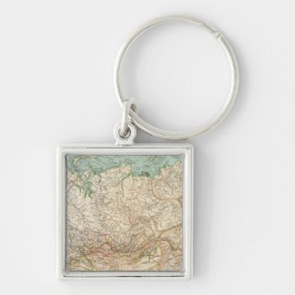 10304 Asiatic Russia Key Chains