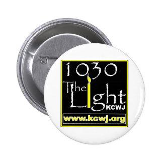 1030 la luz pin redondo de 2 pulgadas