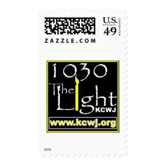 1030 la luz sello postal