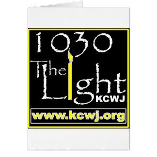 1030 la luz tarjeton