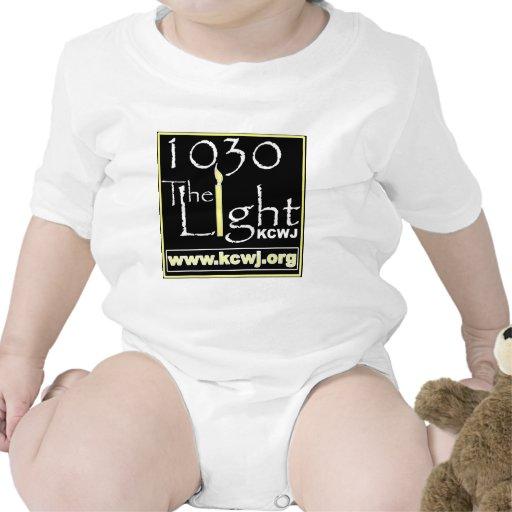 1030 la luz trajes de bebé