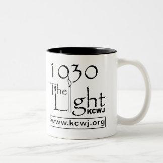 1030 The Light  Black  Mug