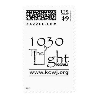 1030 The Light  Black Stamp