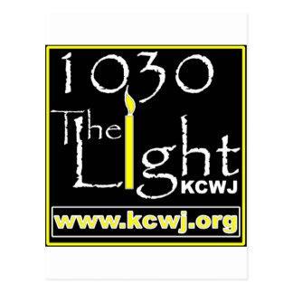 1030 The Light Postcard
