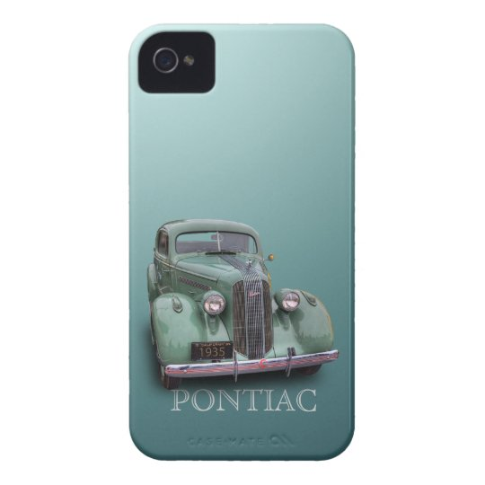 1035 PONTIAC iPhone 4 Case-Mate CASE