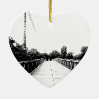 10363127_311666735656633_3035658655963787668_n.jpg adorno navideño de cerámica en forma de corazón