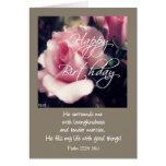 103:4 del salmo del feliz cumpleaños felicitación