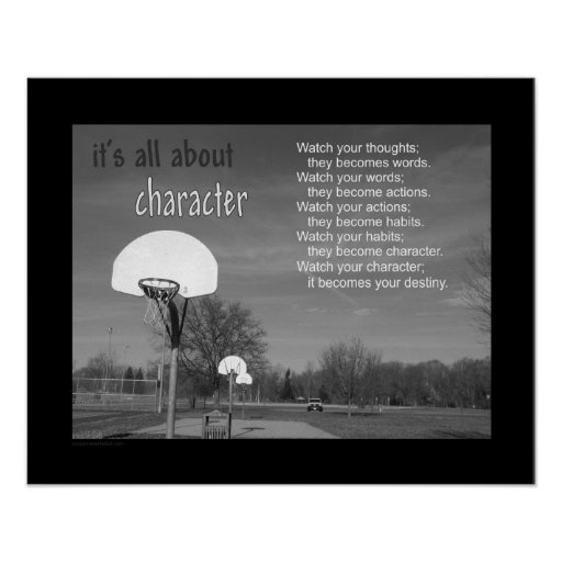 #103 (Matte) Basketball Poster