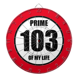 103 - prime of my life dartboards