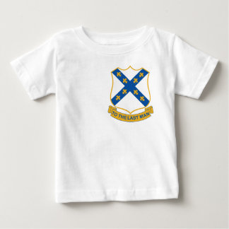 103rd Infantry Regiment Baby T-Shirt
