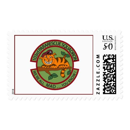 103rd Pararescue Squadron - 2 Postage