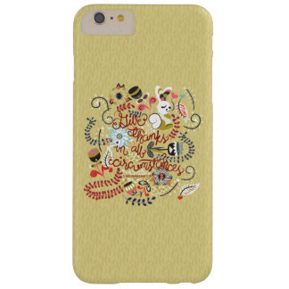 1049.2 Give Thanks In All Circumstances-01.png Barely There iPhone 6 Plus Case