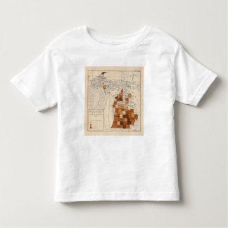 104 Cancer, tumor Michigan Toddler T-shirt